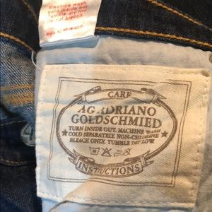Ag Adriano Goldschmied Jeans - AG slim boot jean